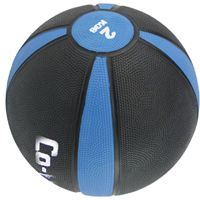 Co-fit Two Tone Color Medicine Ball - 2KG